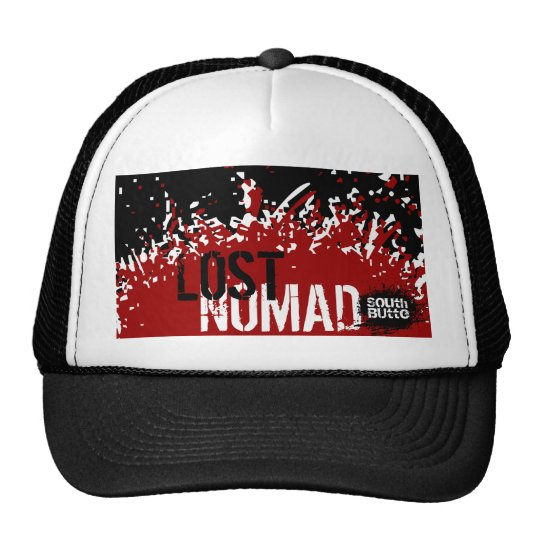 "Lost Nomad ""Explode"" Trucker Hat"