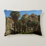 Lost Palms Oasis I at Joshua Tree National Park Accent Pillow