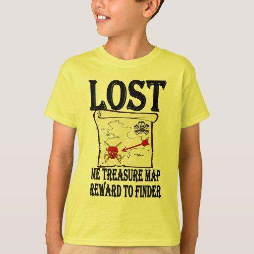 Lost T Shirt Design