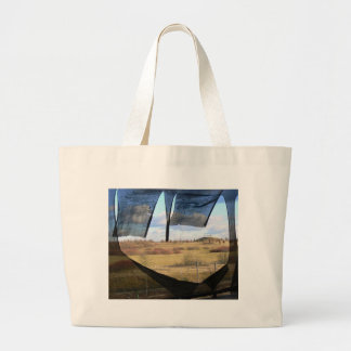 Lost Place 01.0, Expo 2000, Hannover Large Tote Bag