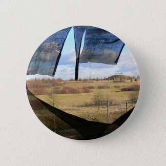 Lost Place 01.0, Expo 2000, Hannover Pinback Button
