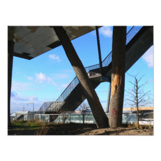 Lost Place 02.0, Expo 2000, Hannover Photo Print