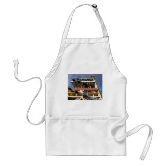Lost Place 03.0, Expo 2000, Hannover Adult Apron