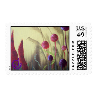 Lost Postage Stamp