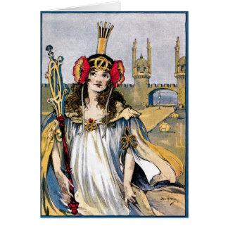Lost Princess of Oz Card