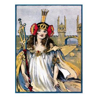 Lost Princess of Oz Postcard
