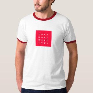 Lost - Ringer T-Shirt
