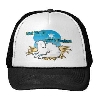 Lost Sheep Needs Shepherd Mesh Hats