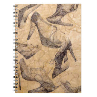 Lost Shoes Note Books