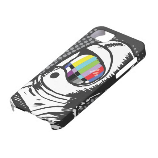 Lost Signal iPhone 5 Case