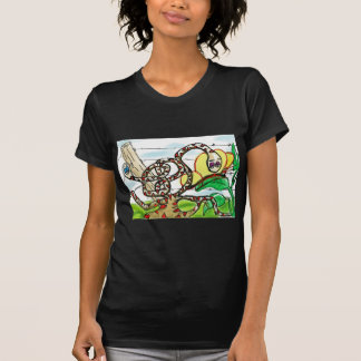 Lost snake or snakes or what t shirt