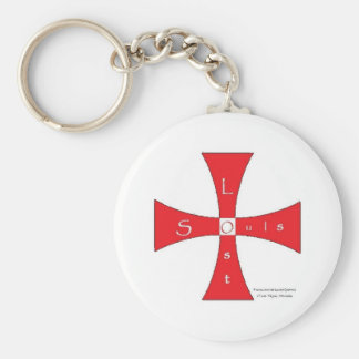 Lost Souls Keychain (Red Logo)