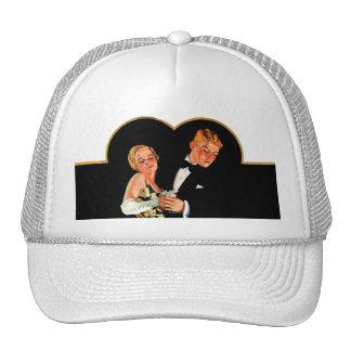 Lost Suspender Trucker Hat