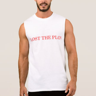 Lost The Plot Mens T-shirt (choose your style)
