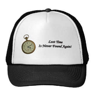 Lost Time Hat