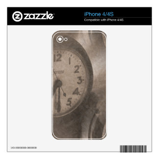 Lost Time iPhone 4 Skin