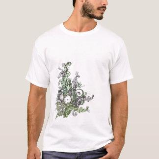 Lost Time Men's Destroyed Shirt
