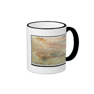 Lost to All Hope The Brig, c.1845-50 (w/c & graphi Ringer Mug