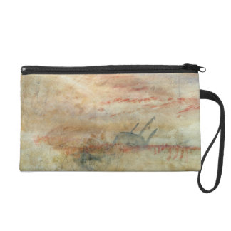 Lost to All Hope The Brig, c.1845-50 (w/c & graphi Wristlet