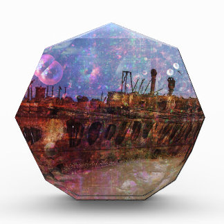 LOST TO THE RAVAGES OF TIMEship ship wreck shipwre Award