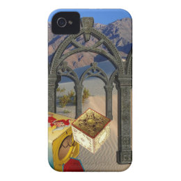 LOST TO THE SANDS OF TIME 2 iPhone 4 COVER