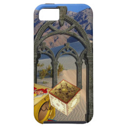 LOST TO THE SANDS OF TIME 2 iPhone SE/5/5s CASE