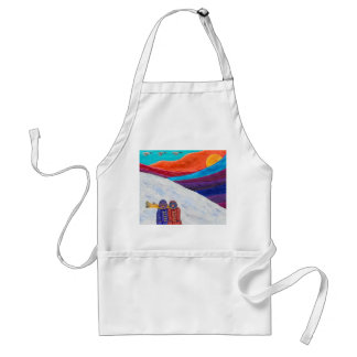 Lost Together Adult Apron