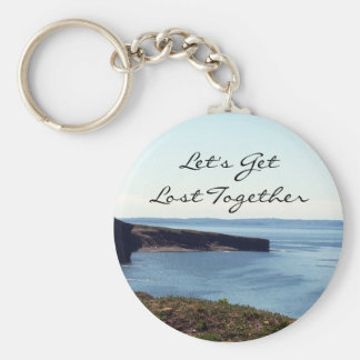 Lost Together Key Chain