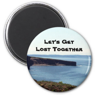 Lost Together Magnet