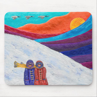 Lost Together Mousepad