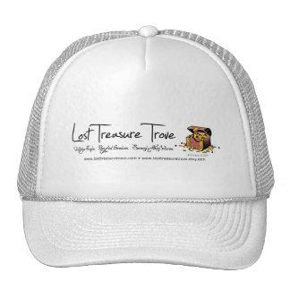 Lost Treasure Trove (white cap) Trucker Hat