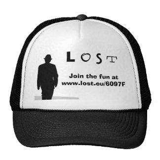 LOST! TRUCKER HAT