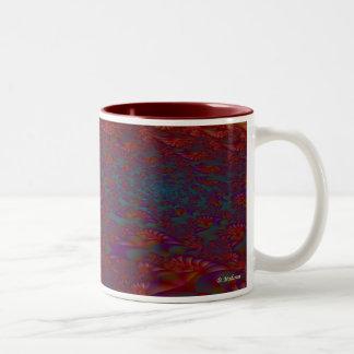 Lost Two-Tone Coffee Mug