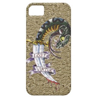 Lost Virtue for iPhone 5 iPhone 5 Cover