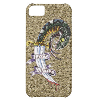 Lost Virtue for iPhone 5 iPhone 5C Cover
