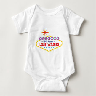 Lost Wages Baby Bodysuit