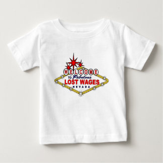 Lost Wages NEVADA Baby T-Shirt