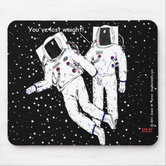 """""""Lost Weight"""" Mouse Pad"""