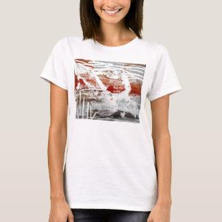 Lost White tshirt