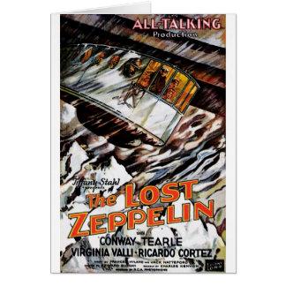 Lost Zeppelin Card