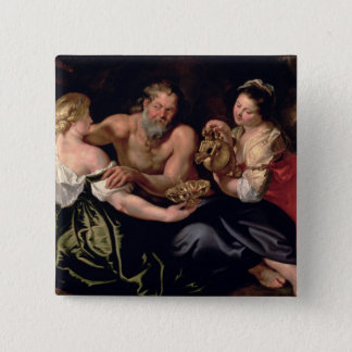 Lot and his daughters button