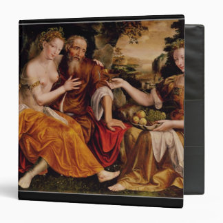 Lot and his Daughters, c.1565 3 Ring Binder