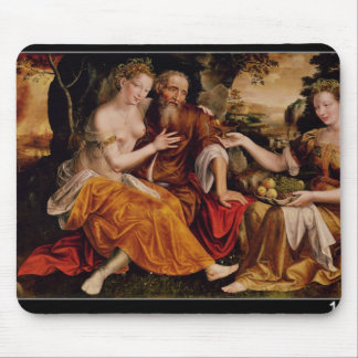 Lot and his Daughters, c.1565 Mouse Pad