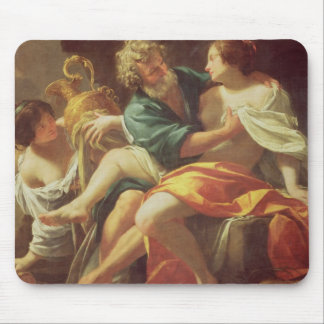 Lot and his Daughters, c.1630 (oil on canvas) Mouse Pad