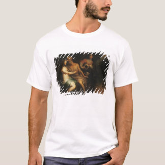 Lot and his Daughters (oil on canvas) 3 T-Shirt