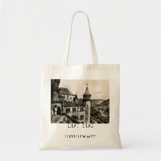 Lot ROC Amadour Religious City France 1950 Tote Bag