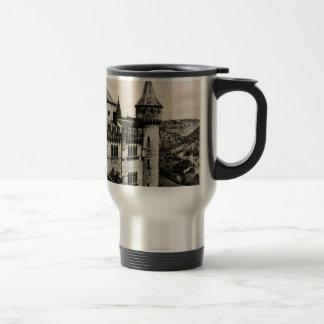 Lot ROC Amadour Religious City France 1950 Travel Mug