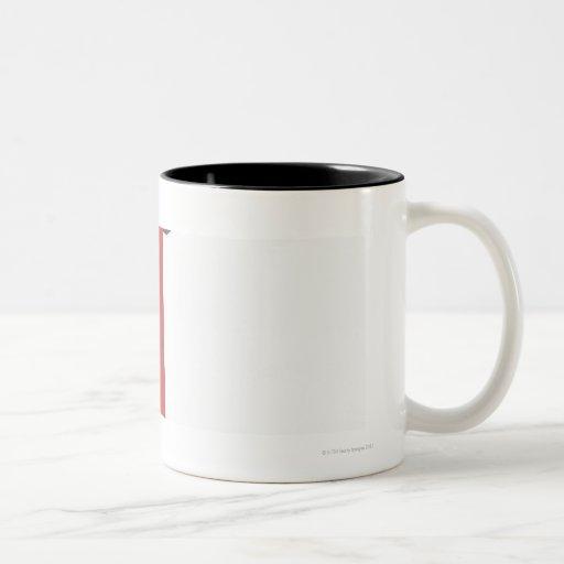 Lota 2 tazas de café