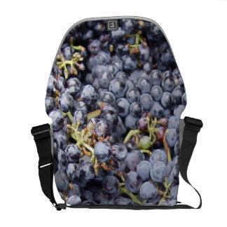 Lote de la uva bolsa messenger