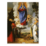 Loteria Asolo Altarpiecel de Lorenzo Postales